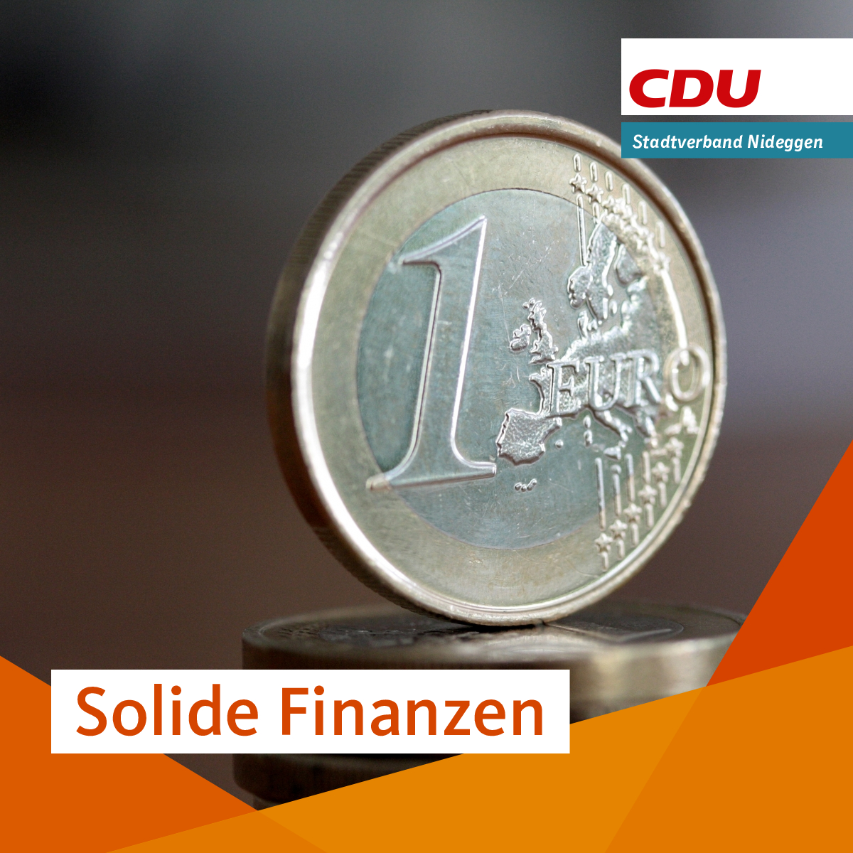 Solide Finanzen
